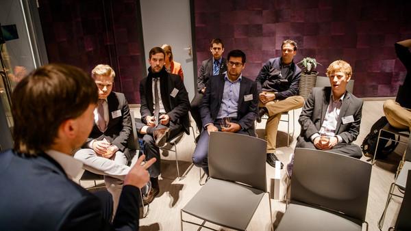 In Workshops wurden Ideen zur Weiterentwicklung der Start-ups gesammelt