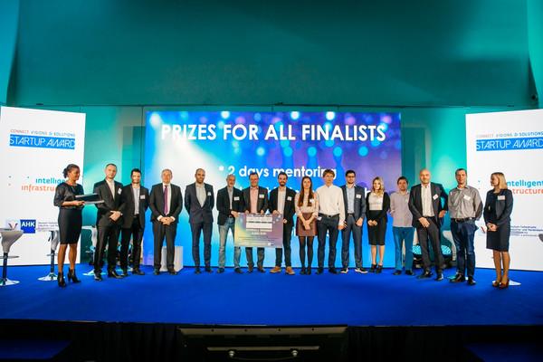 Alle eingeladenen Start-ups gewannen eine Jahresmitgliedschaft bei der Deutsch-Tschechischen Industrie- und Handelskammer sowie ein Coaching von einem renommierten Unternehmen