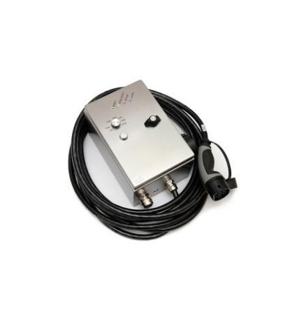enercab Wallbox, 11 – 22 kW, Lastmanagement auf 10 Stufen (0-32A)