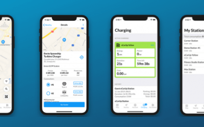 Rental of charging stations per App – eCarUp launches revamped app and web portal