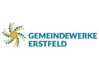 gemeindewerke erstfeld logo partner von eCarUp dem Backend für Ladestationen
