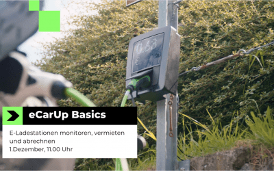 Powertage Ersatz: Online eCarUp und smart-me kennenlernen