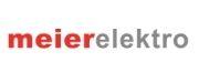 meierelektro Logo. meierelektro installiert E_Ladestationen