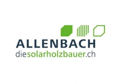 Allenbach Holzbau und Solartechnik AG Logo