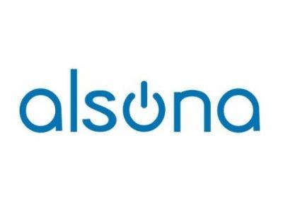 alsona ag Energiekonzepte und Solar Logo