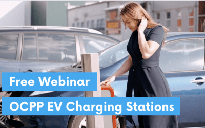 Webinar – OCPP Charging Stations in the eCarUp Backend