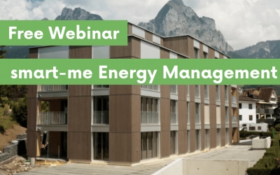 Webinar –  smart-me Energy Management
