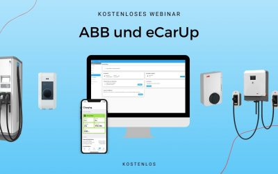Webinar ABB Ladestationen im eCarUp Backend
